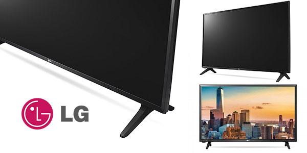 Chollo TV LG 32LJ500V de 32 pulgadas Full HD con HDMI y USB