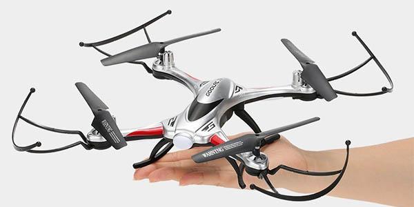Drones baratos con cupón descuento exclusivo