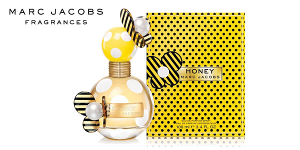 Eau de Parfum Marc jacobs Honey en vaporizador de 100ml barato en Amazon