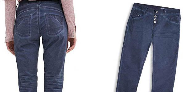 edc by Esprit pantalones casuales para mujer oferta