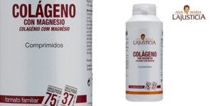 Envase de Colágeno con Magnesio Ana Maria La Justicia de 450 Comprimidos barato en Amazon