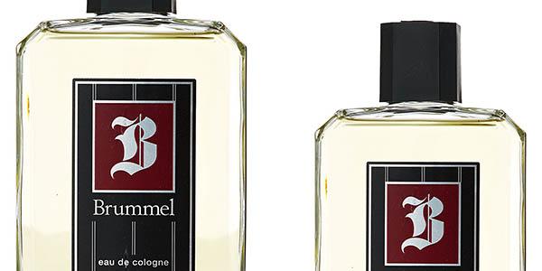 fragancia clásica Brummel para hombre chollo
