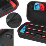 Funda rígida Younik EO23-YNK para Nintendo Switch con espacio para 19 juegos barata
