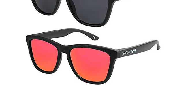 gafas de sol X-Cruze de diseño unisex a precio de chollo