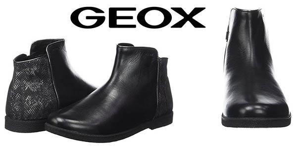 Geox Shawntel botines para niña baratos