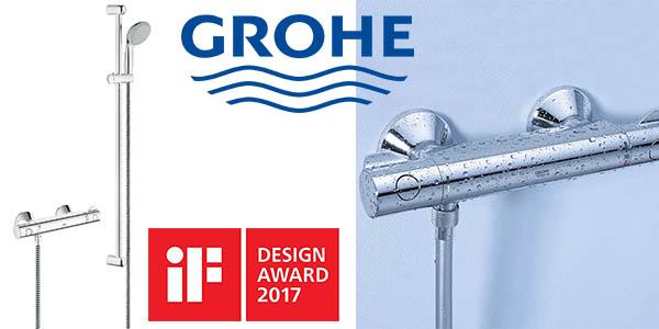 Grohe Grohtherm 800 con grifo termostático barato