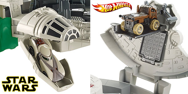 Halcón Milenario (Star Wars) de Hot Wheels barato