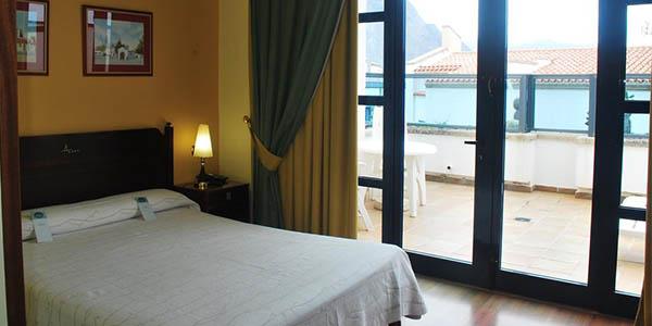 hotel puerto Nieves Agaete Las Palmas barato