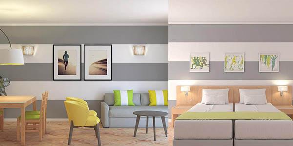 hotel Victoria Beach & Sport alojamiento calidad superior Albufeira en oferta