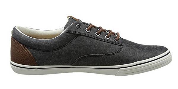 Jack & Jones Vision Chambray zapatillas planas casuales chollo