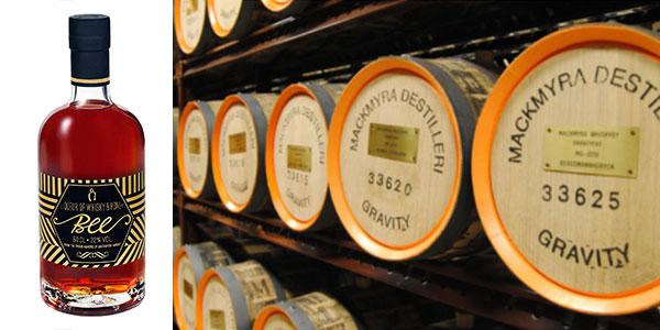 Whisky Mackmyra Bee de 50 cl barato