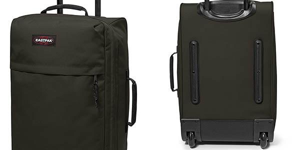 maleta de mano Eastpak Traf'ik Light Bush Khaki blanda de gran capacidad chollo