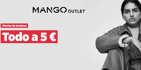 Mango Outlet ropa de invierno barata abril 2019