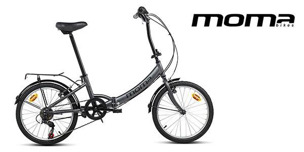 Moma Bikes First Class bicicleta plegable de ciudad barata