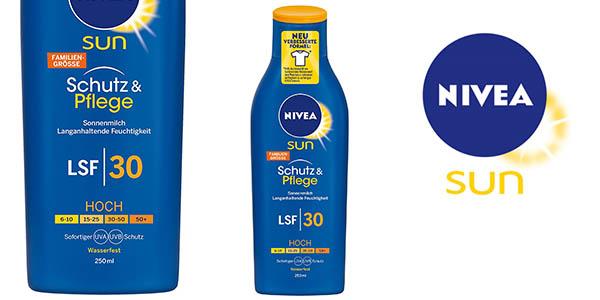 Nivea Solar Protege e Hidrata SPF30 de 250 ml barata