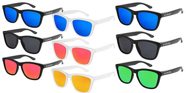 pack gafas de sol X-Cruze barato