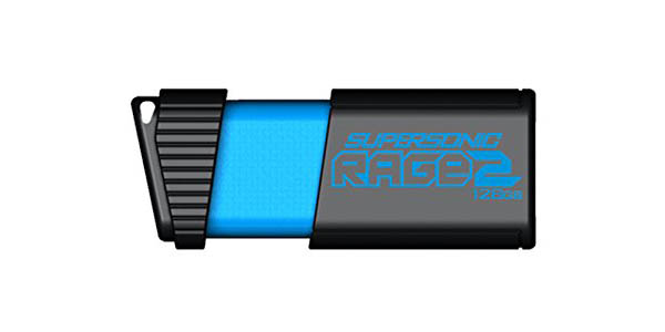 Pendrive Patriot Memory Supersonic Rage 2 128 GB barato