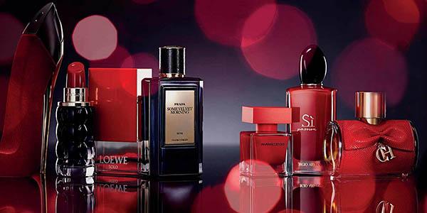 perfumería y cosmética con grandes descuentos primeras marcas El Corte Inglés Secretos de belleza