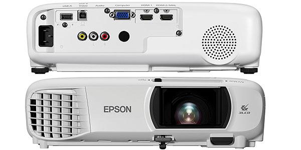 Proyector Epson EH-TW650 Full HD con 1080p con 3100 lúmenes en oferta
