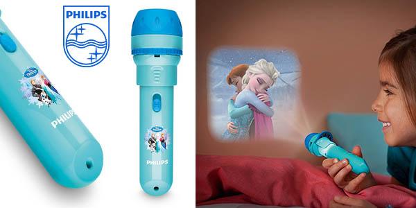 proyector-linterna Disney Frozen barato