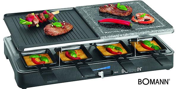 Raclette grill Bomann RG2279CB barata