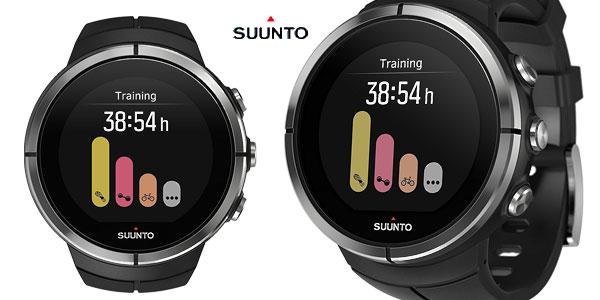 Reloj multideporte Suunto Spartan Ultra Black HR barato en Amazon
