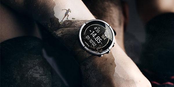 Reloj multideporte Suunto Spartan Ultra Black HR oferta en Amazon