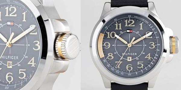 reloj de pulsera para hombre Tommy Hilfiger de diseño casual a precio de chollo