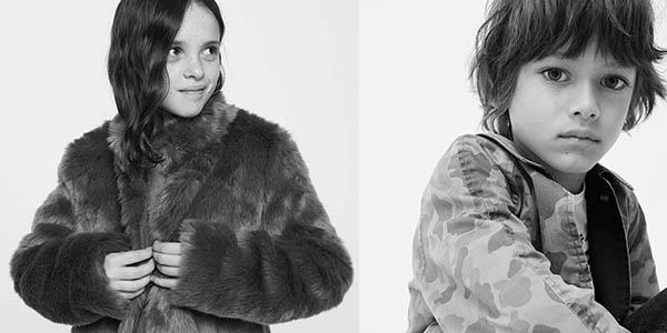 ropa barata de invierno para hombre y mujer Mango Outlet