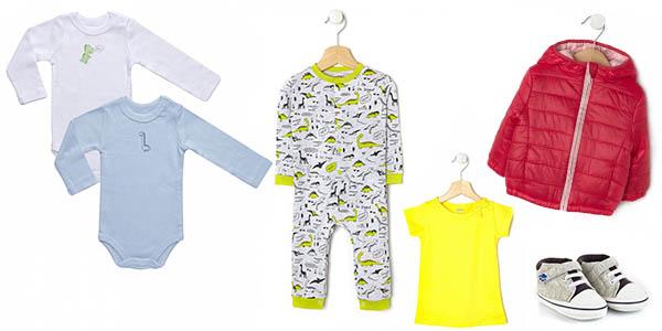 ropa para bebé y niñ@s con grandes descuentos en Prénatal