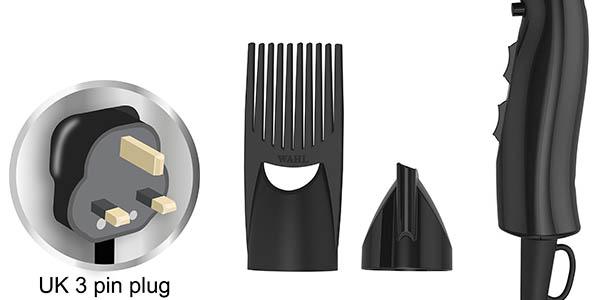 secador de pelo Wahl Powerpik con genial relación calidad-precio