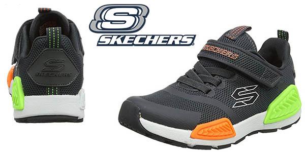 Skechers Kinectors zapatillas infantiles baratas