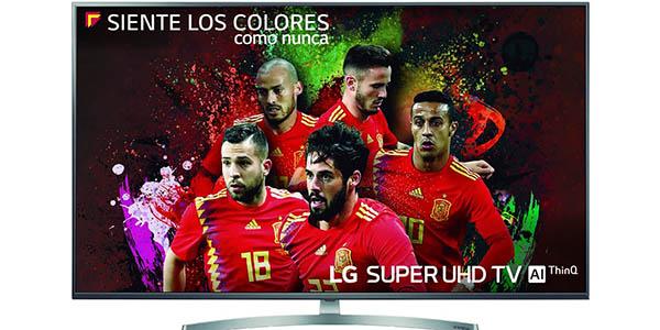 """Smart TV LG SK8100 SuperUHD 4K HDR de 65"""""""