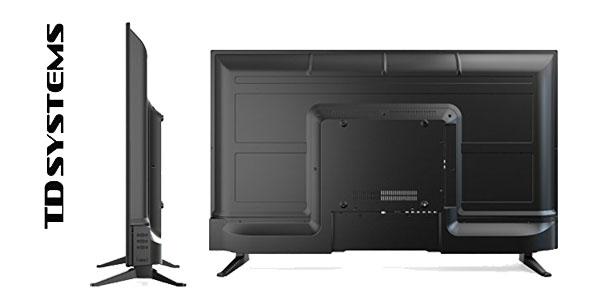 """TV TD Systems K40DLM7F de 40"""" Reacondicionado certificado oferta en Amazon"""