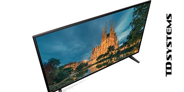 """TV TD Systems K40DLM7F de 40"""" Reacondicionado certificado chollo en Amazon"""