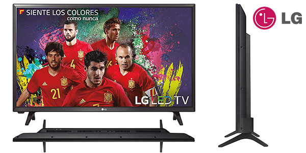 TV LG 32LJ500V de 32 pulgadas Full HD barata