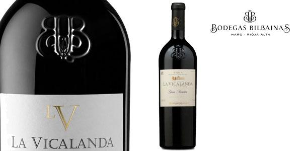 Vino La Vicalanda Gran Reserva, 2008 de D.O. La Rioja barato en Amazon