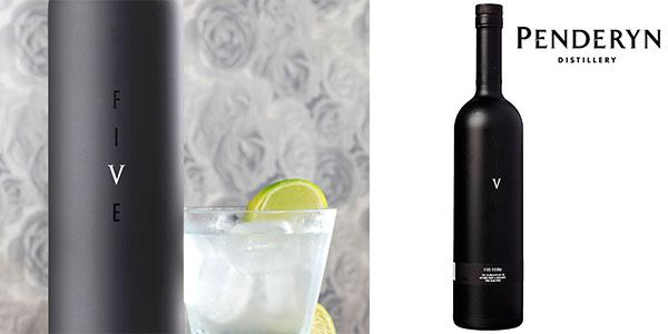 Vodka Brecon Five Premium barato