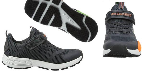 zapatillas para niñ@s Skechers Kinectors en oferta