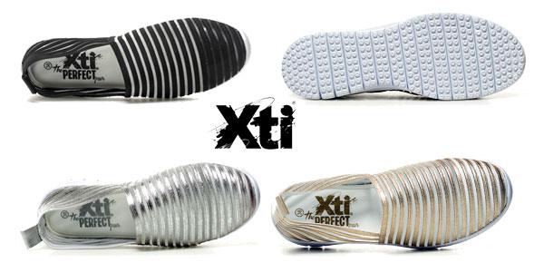 Zapatillas Xti Irati en 4 colores para mujer chollo en eBay