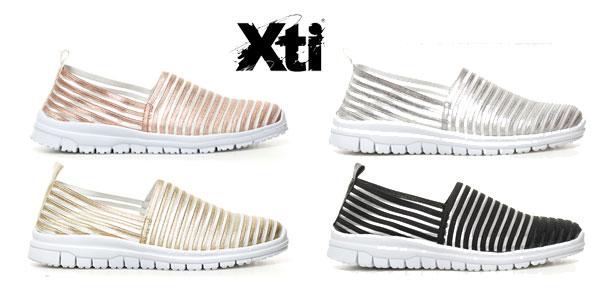 Zapatillas Xti Irati en 4 colores para mujer chollazo en eBay
