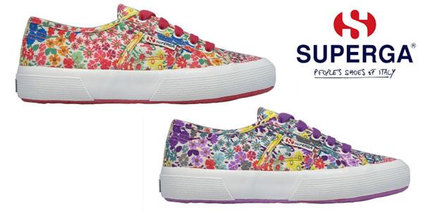 Zapatillas Superga Flowery baratas ebay