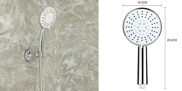 alcachofa de cuarto de baño con gran presión y genial relación calidad-precio