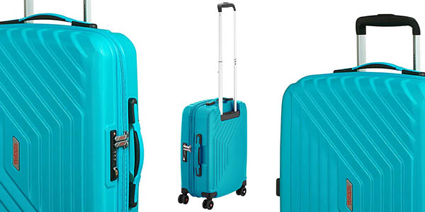 American Tourister Air Force 1 Spinner 55/20 Serrure TSA equipaje de cabina en oferta