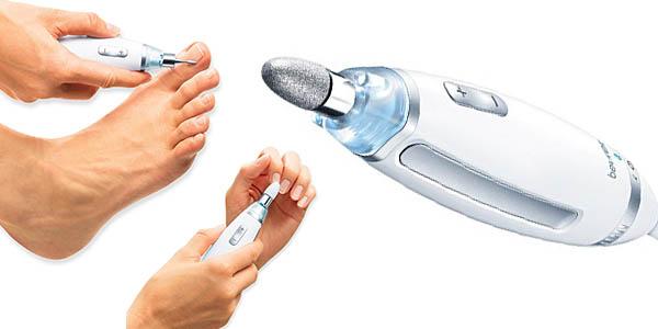 Beurer MP62 set de manicura de fácil uso chollo