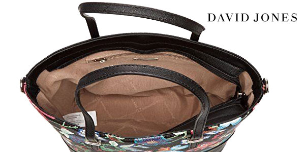 Bolso de mano David Jones 5702-3 en 2 colores chollazo en Amazon
