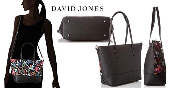 Bolso de mano David Jones 5702-3 en 2 colores chollo en Amazon