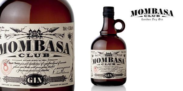 Botella de Ginebra Mombasa Club de 70 cl barata en Amazon