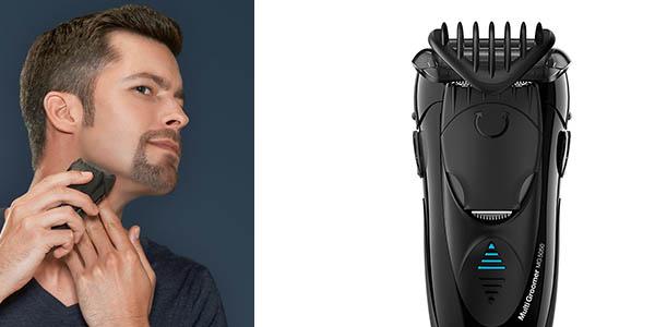 Braun Mg5050 recortadora barba sencilla chollo