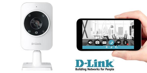 Cámara IP de vigilancia D-Link DCS-935LH